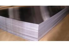 Лист из нержавеющей стали марки AISI 304 (2B/PE (laser)