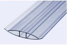 Стыковочный Профиль Пластиковый (4 мм)