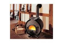 Отопительная печь Буран АОТ-06 тип 00 (дверца со стеклом)